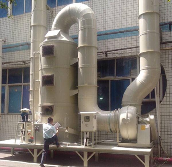 酸雾废气处理设备