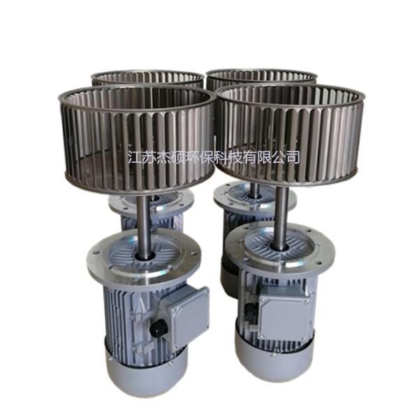 烘箱热风循环风机 烘箱专用长轴电机 长轴风机示例图4