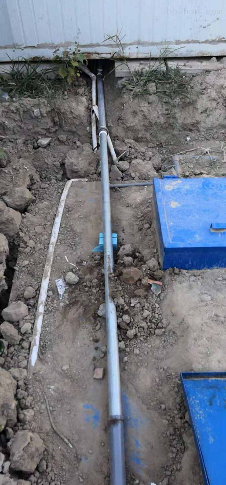 兴安盟-一体化预制泵站