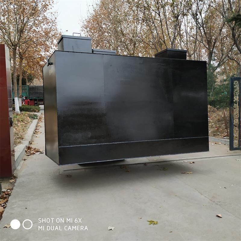 丹东口腔门诊污水处理设备规格