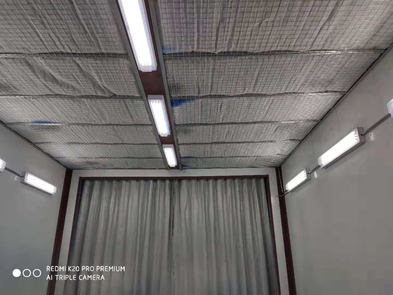 宿州地吸式喷漆房设备生产厂家
