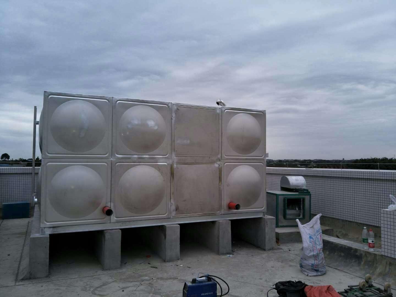 智能箱泵一体化设备材质分析