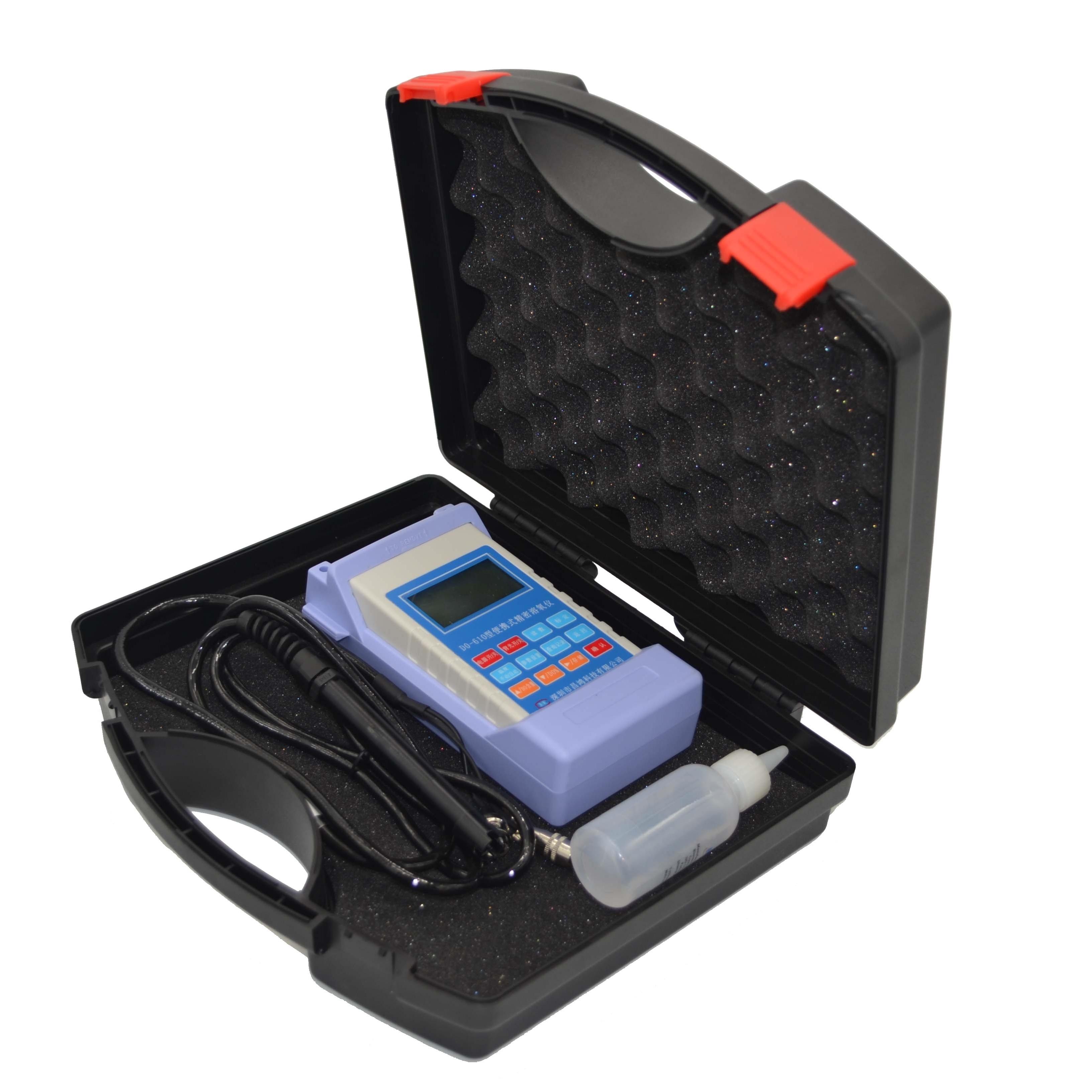 台式DPD法余氯测定仪