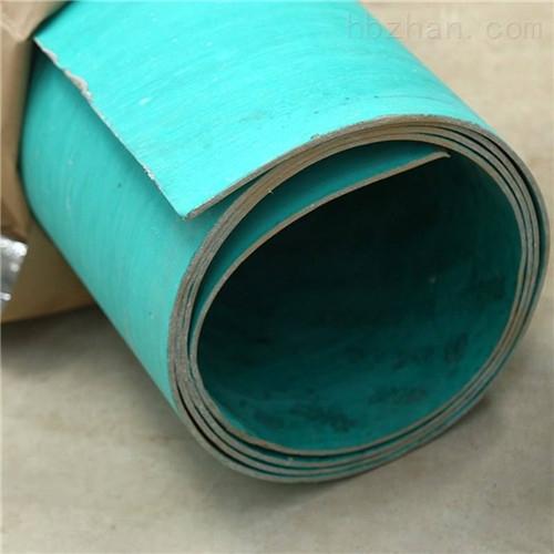 夹钢丝石棉橡胶板近期价格