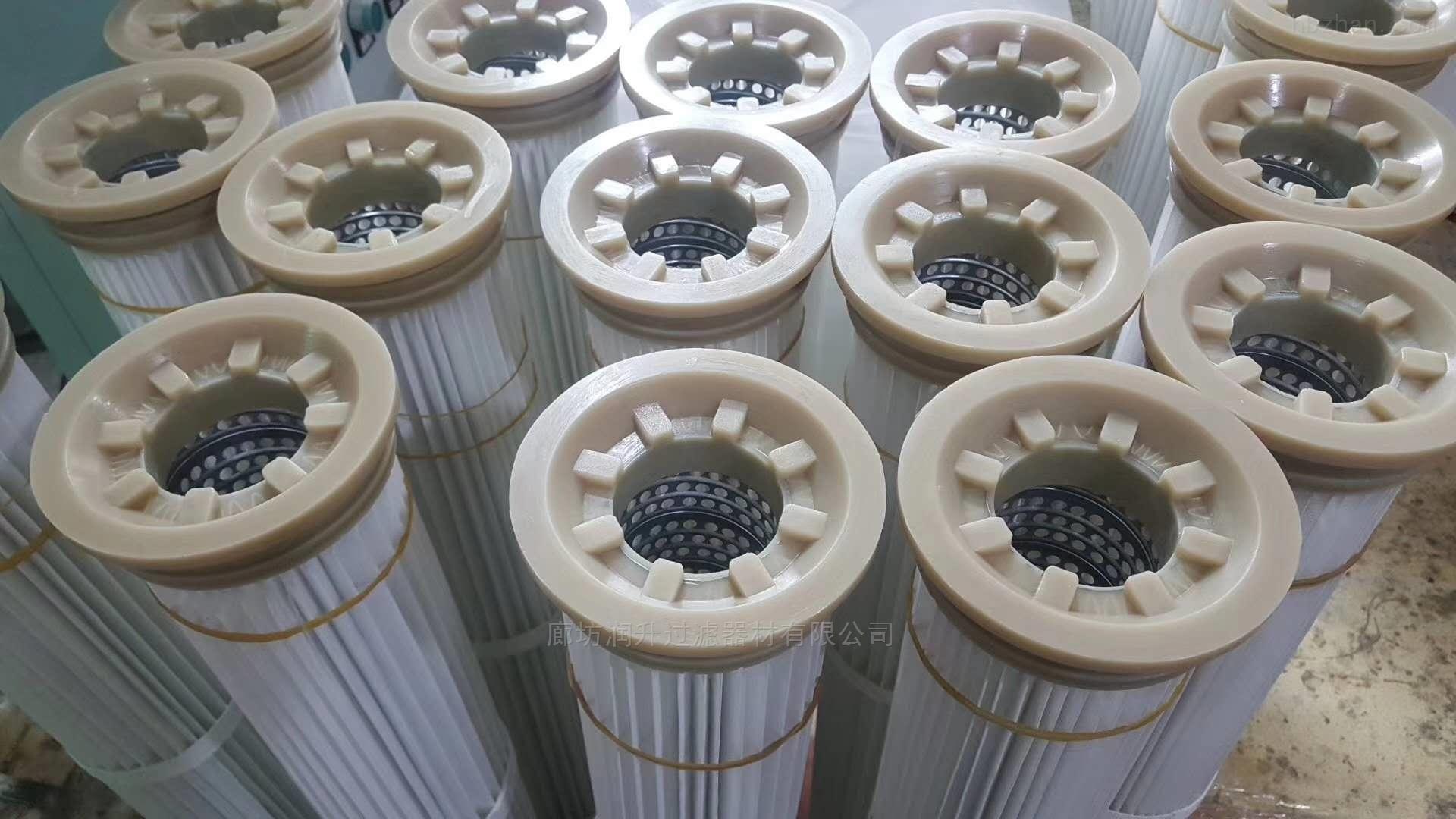 西宁化工厂污水处理滤芯厂家批发