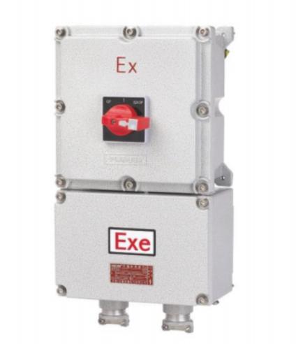 防爆动力软起动器配电箱