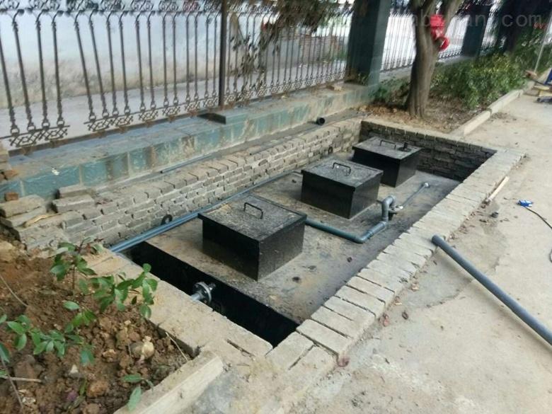 武威卫生院污水处理设备