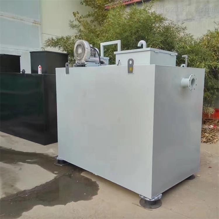 聊城美容诊所污水处理设备使用方法