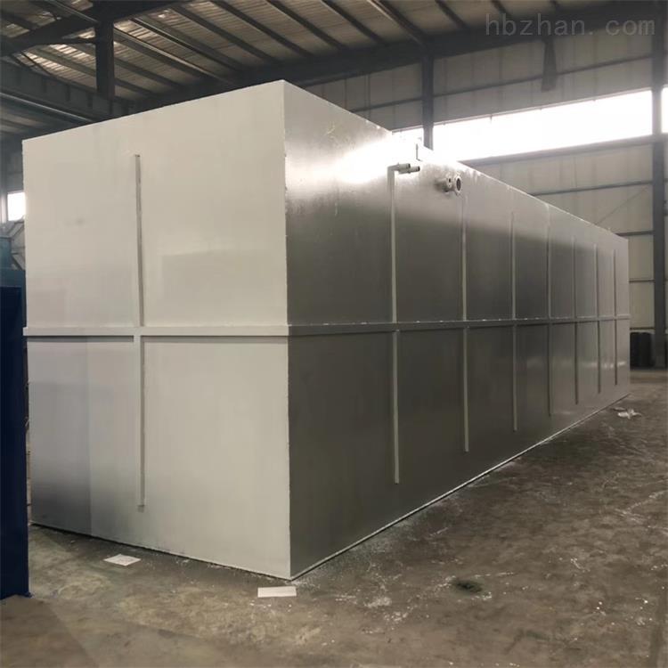 白银口腔污水处理设备供应商