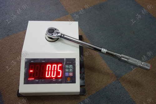 SGXJ便携式扭力扳手鉴定仪