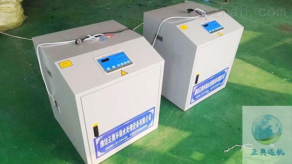 威海污水处理设备只需要电推荐