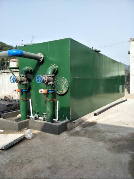 一体化净水消毒设备