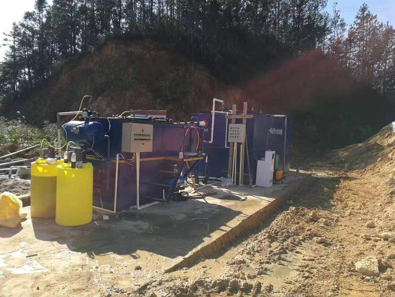宿州污水一体成套设备效果