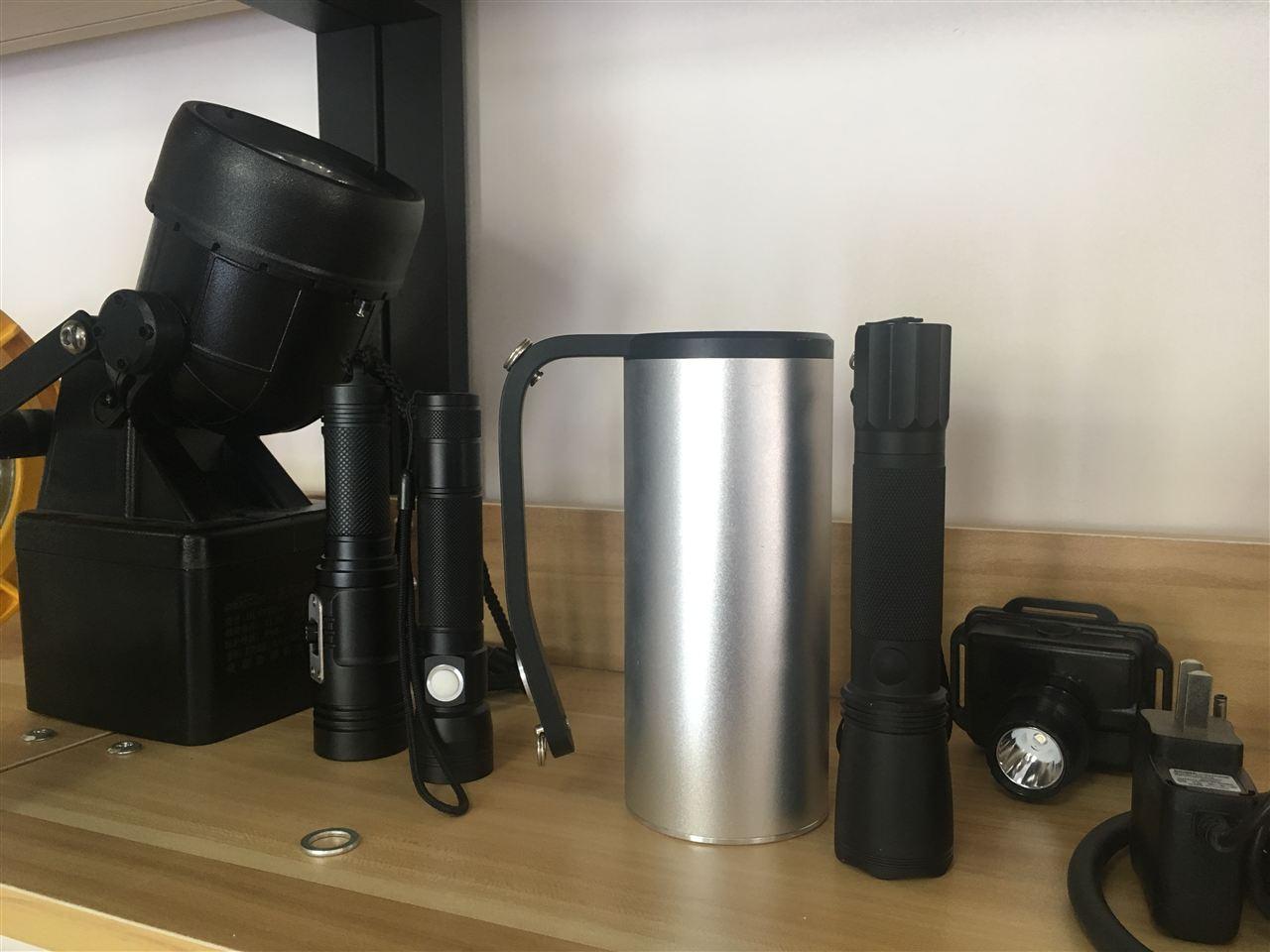 安康KLE501C强光电筒