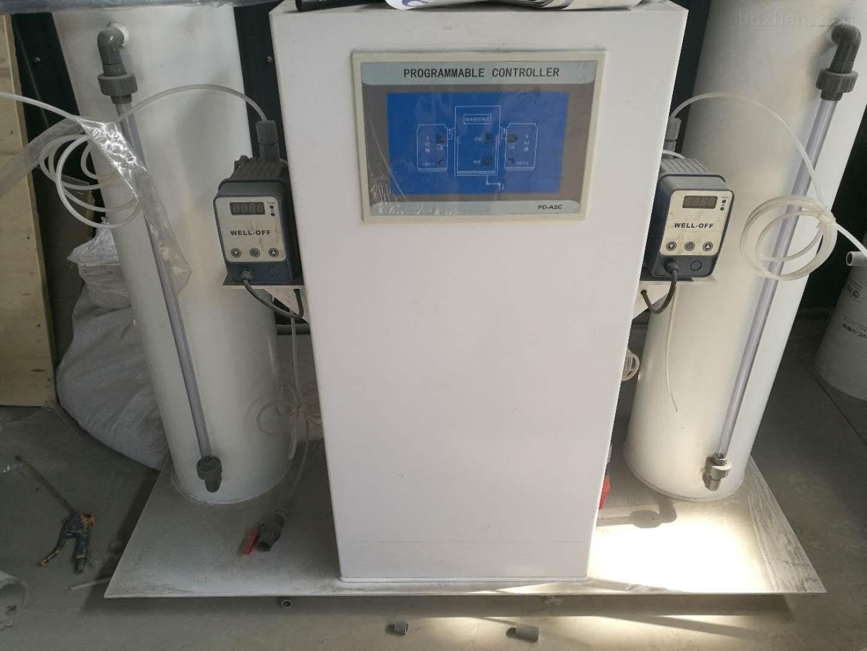 聊城净水一体化成套设备型号