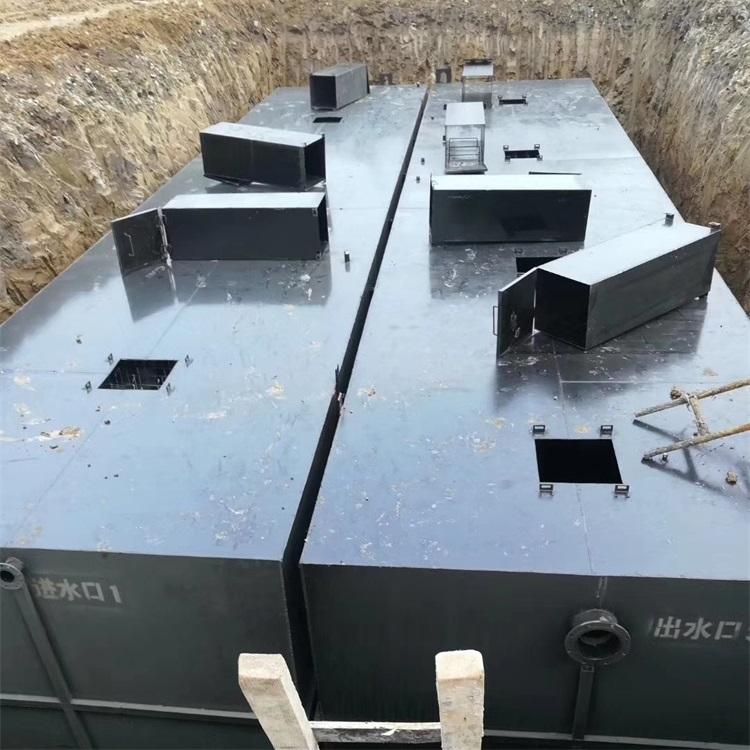 鄂尔多斯口腔诊所污水处理设备安装说明