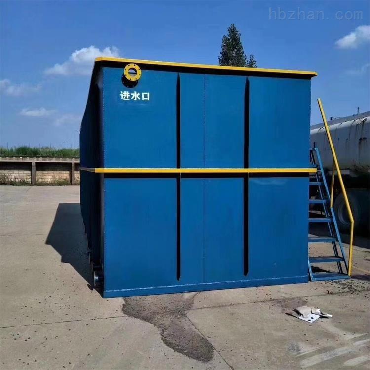 武威牙科污水处理设备安装说明