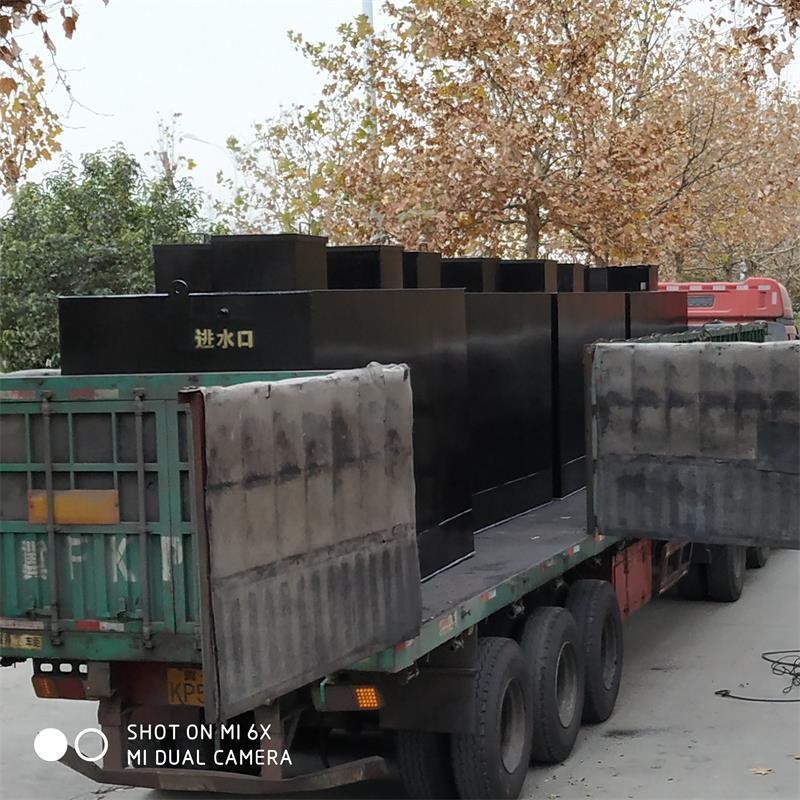 苏州口腔污水处理设备型号