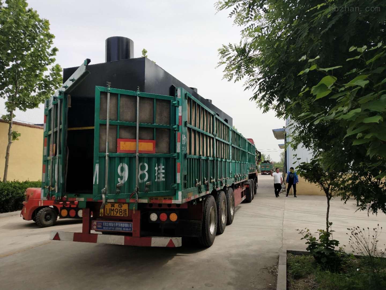 郑州造纸厂污水处理设备广盛源报价