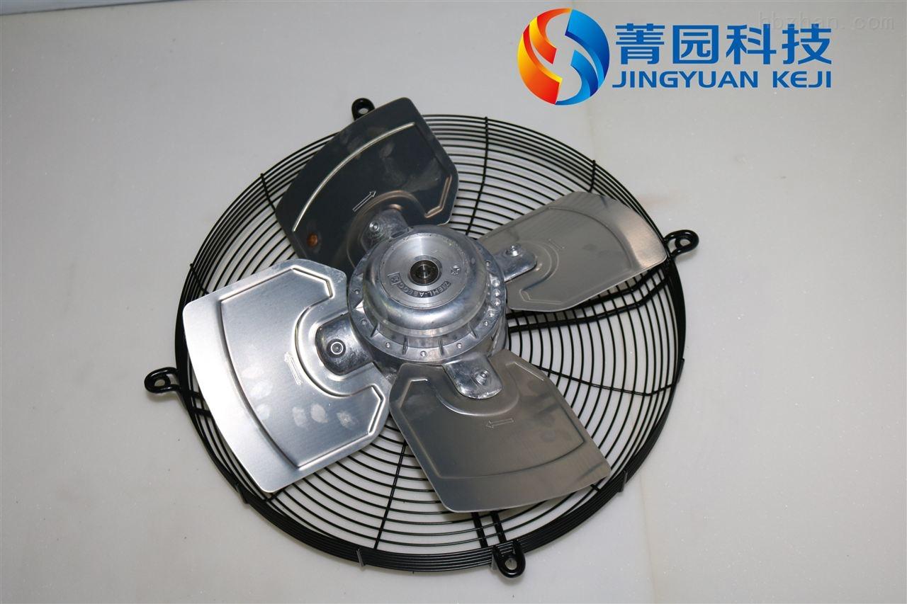 盘锦洛森AKSD710-6S风机安装