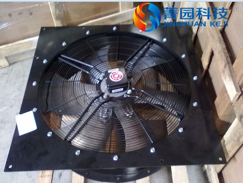 湖州洛森AKSD?630-6-6K(5KA)风机安装