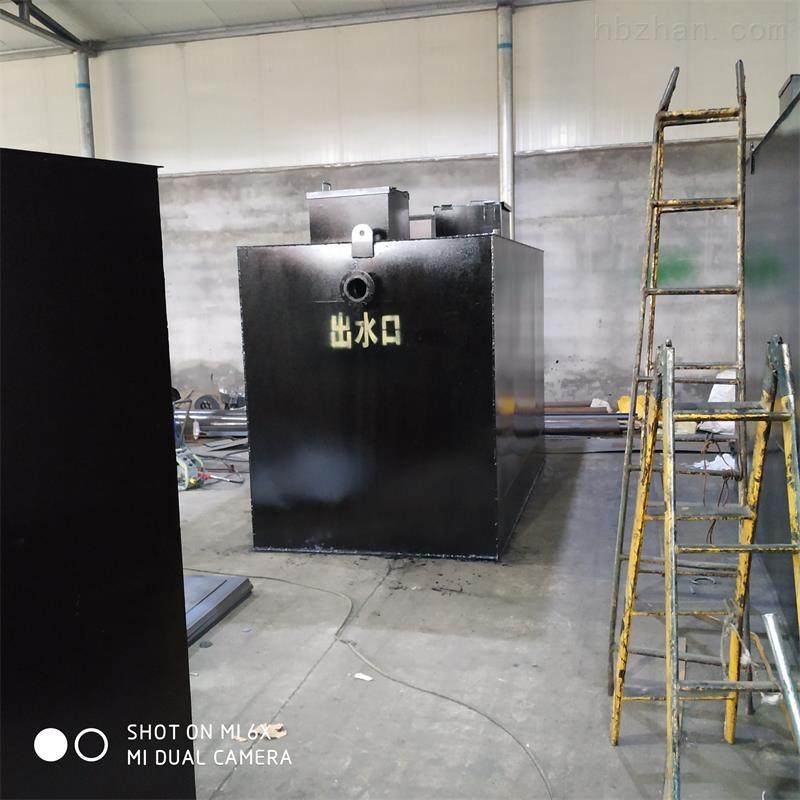 白银门诊污水处理设备厂家