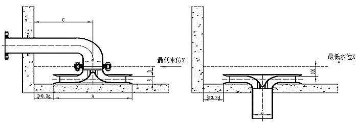 旋流防止器消防专用图
