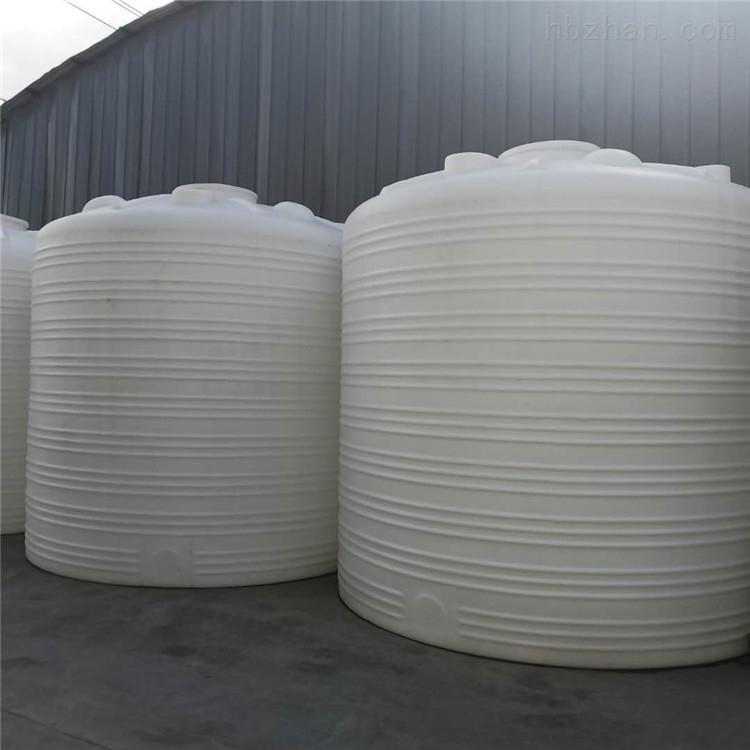 中江15吨塑料储罐  食用纯碱储罐