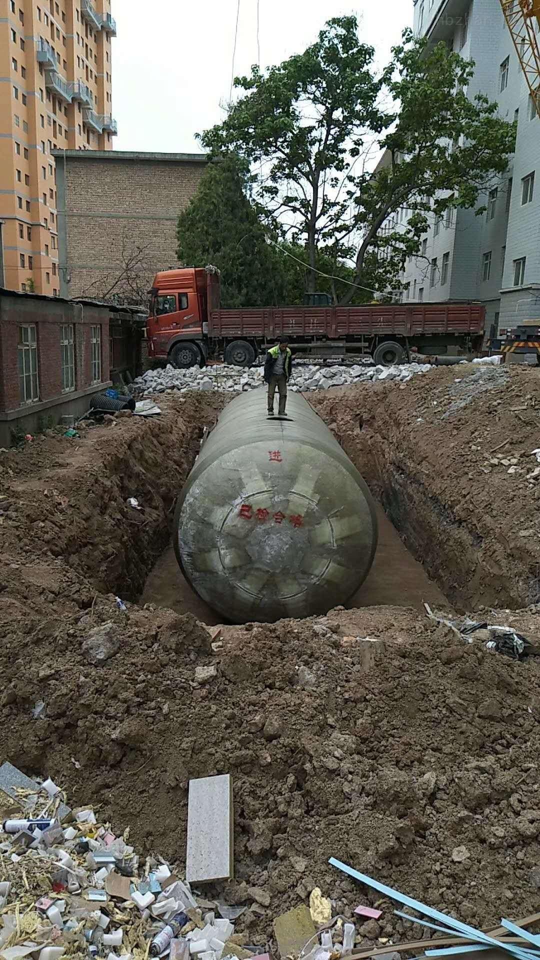 安徽合肥一体化污水处理设备付款方式