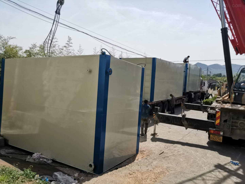 北京屠宰厂污水处理安装调试