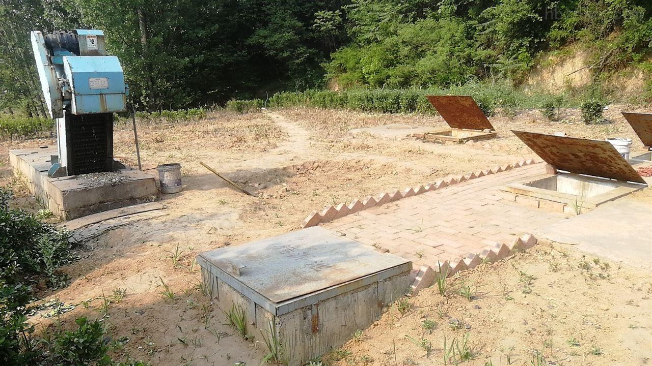 福建漳州屠宰厂污水处理