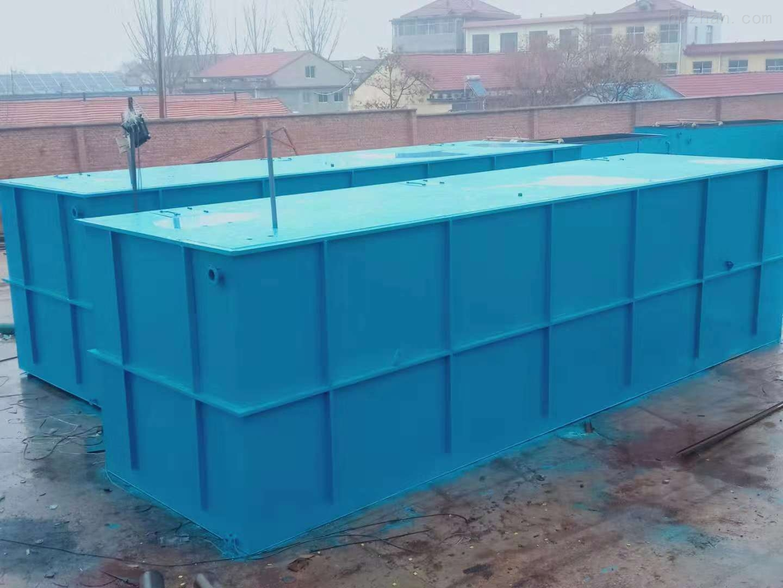 福建福州地埋一体化污水处理设备安装调试
