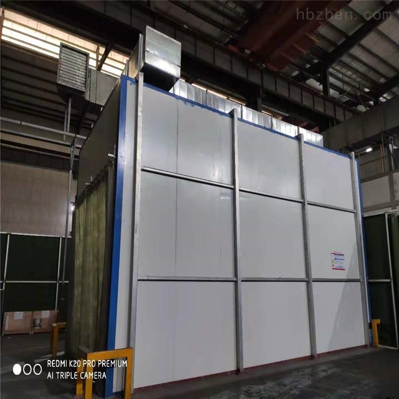 亳州地吸式喷漆房设备价格