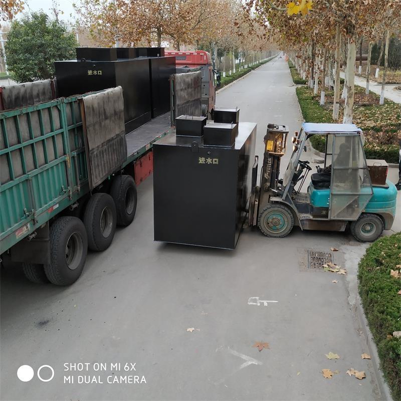 平顶山口腔门诊污水处理设备生产厂家