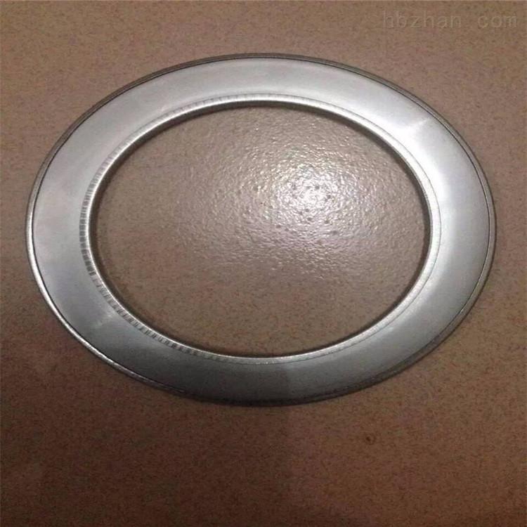 带定位环石墨金属缠绕垫尺寸标准