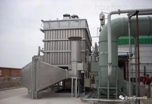 淮北催化燃烧设备生产厂家
