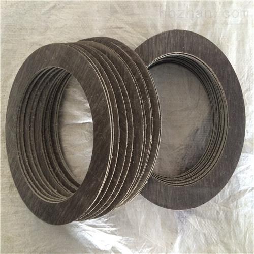 带孔异型石棉橡胶垫片应用