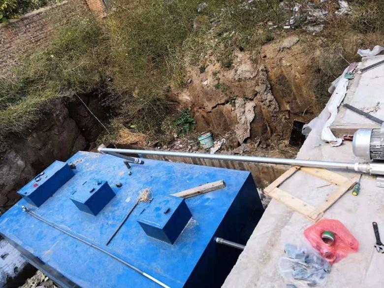 晋城污水处理设备好