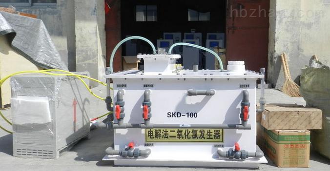 赵县全自动投加消毒设备运用