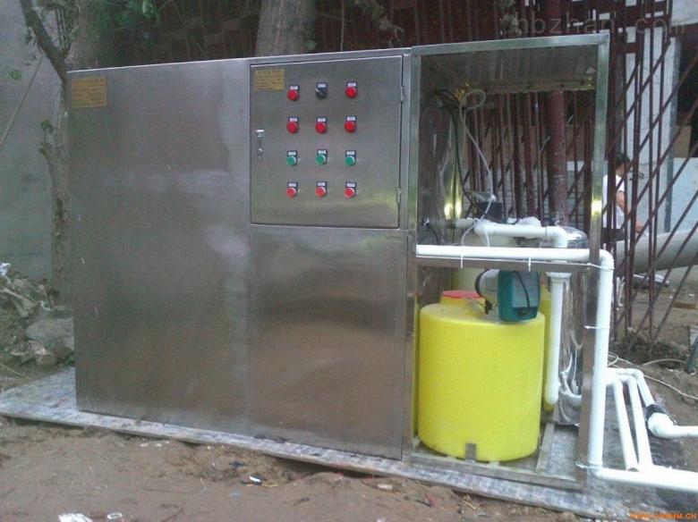 塔城地区污水处理设备