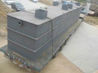 呼伦贝尔小型污水处理设备技术