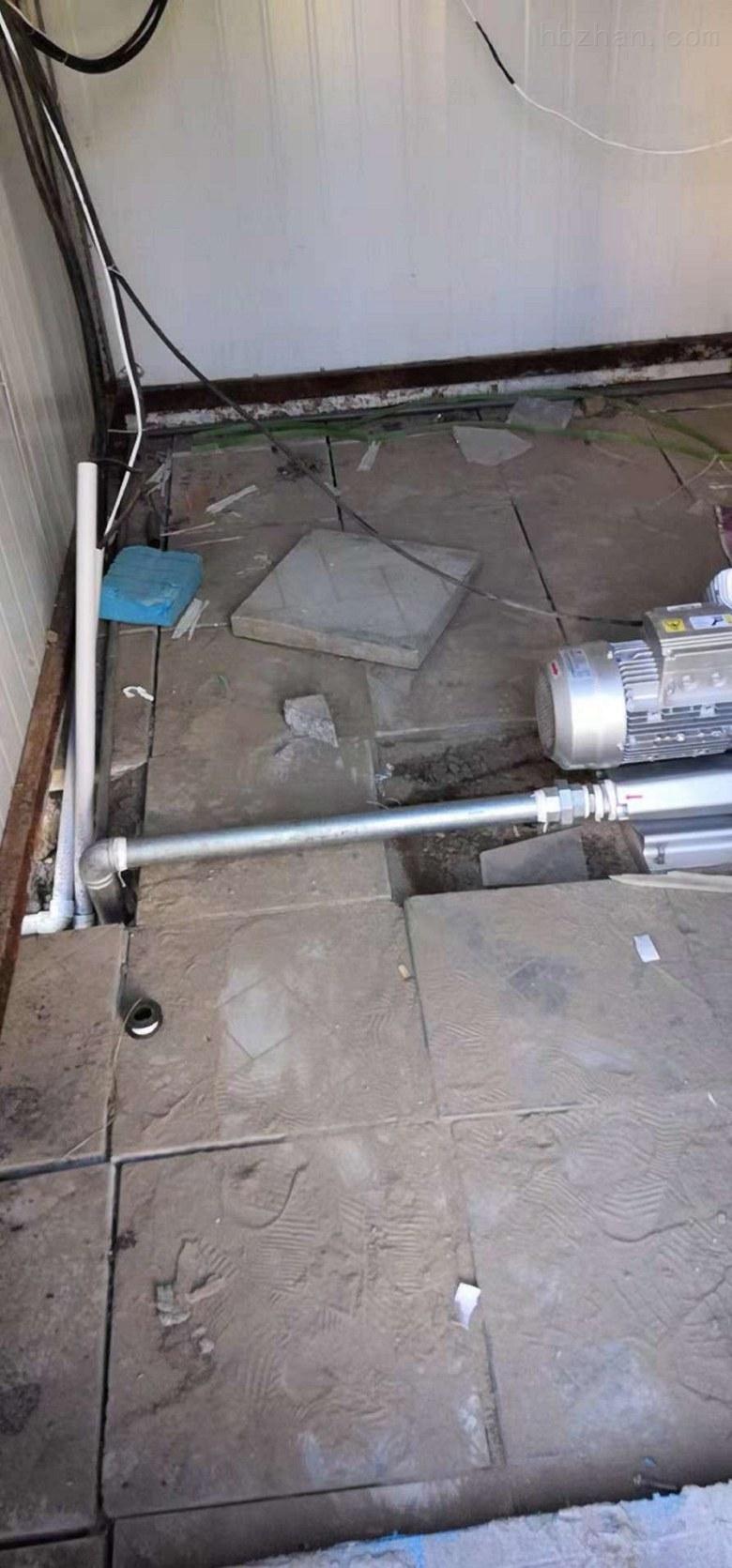 呼和浩特一体化污水泵站技术