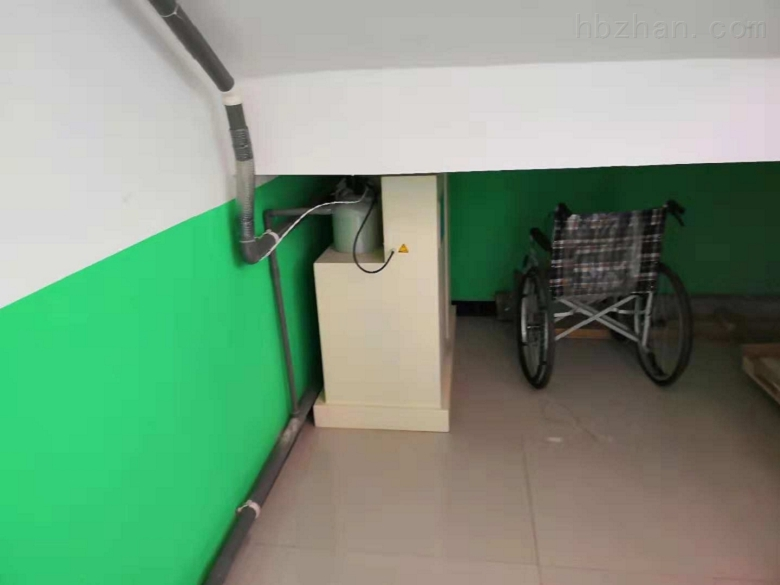 莱芜一体化污水泵站