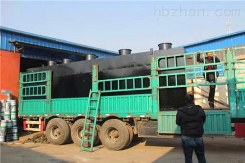 漳州一体化污水泵站技术