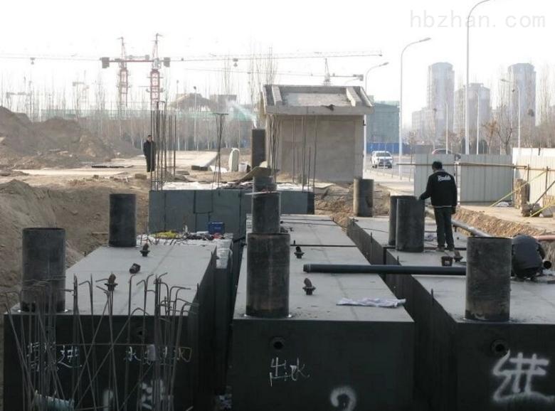 淮北一体化污水泵站