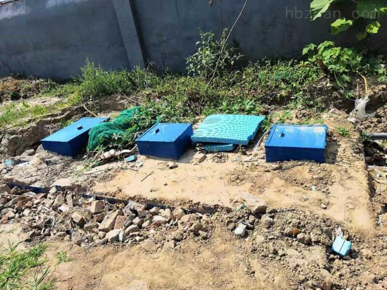 宿州一体化污水泵站技术