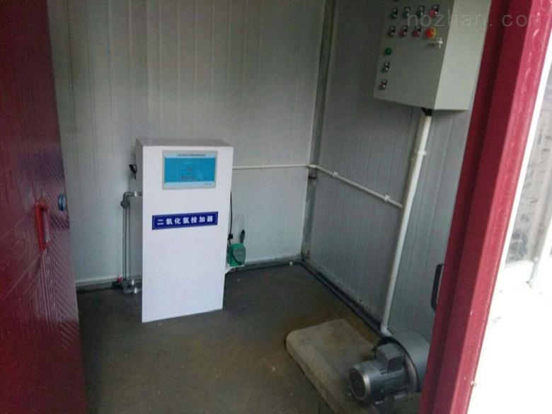 唐山一体化污水泵站技术