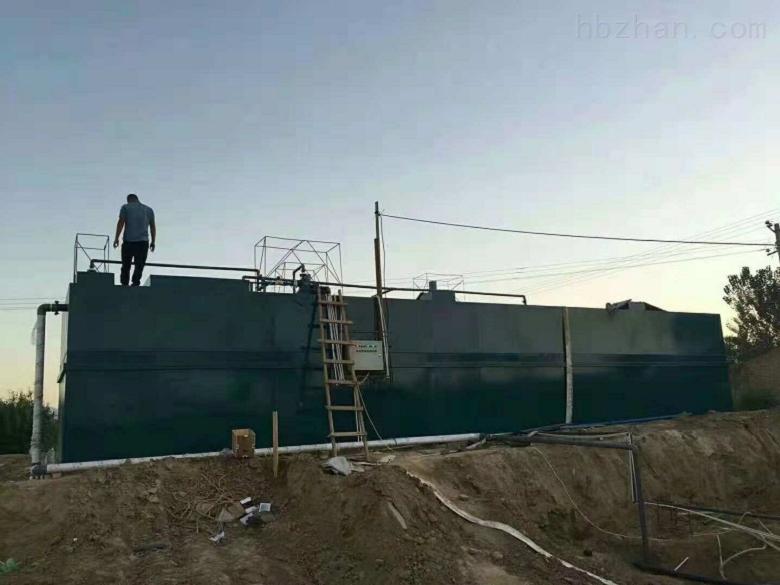 佛山一体化预制泵站技术