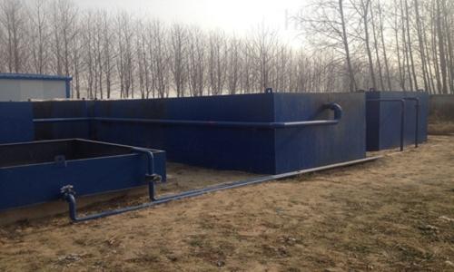 塔城地区一体化污水泵站