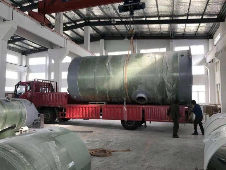达州一体化污水泵站技术
